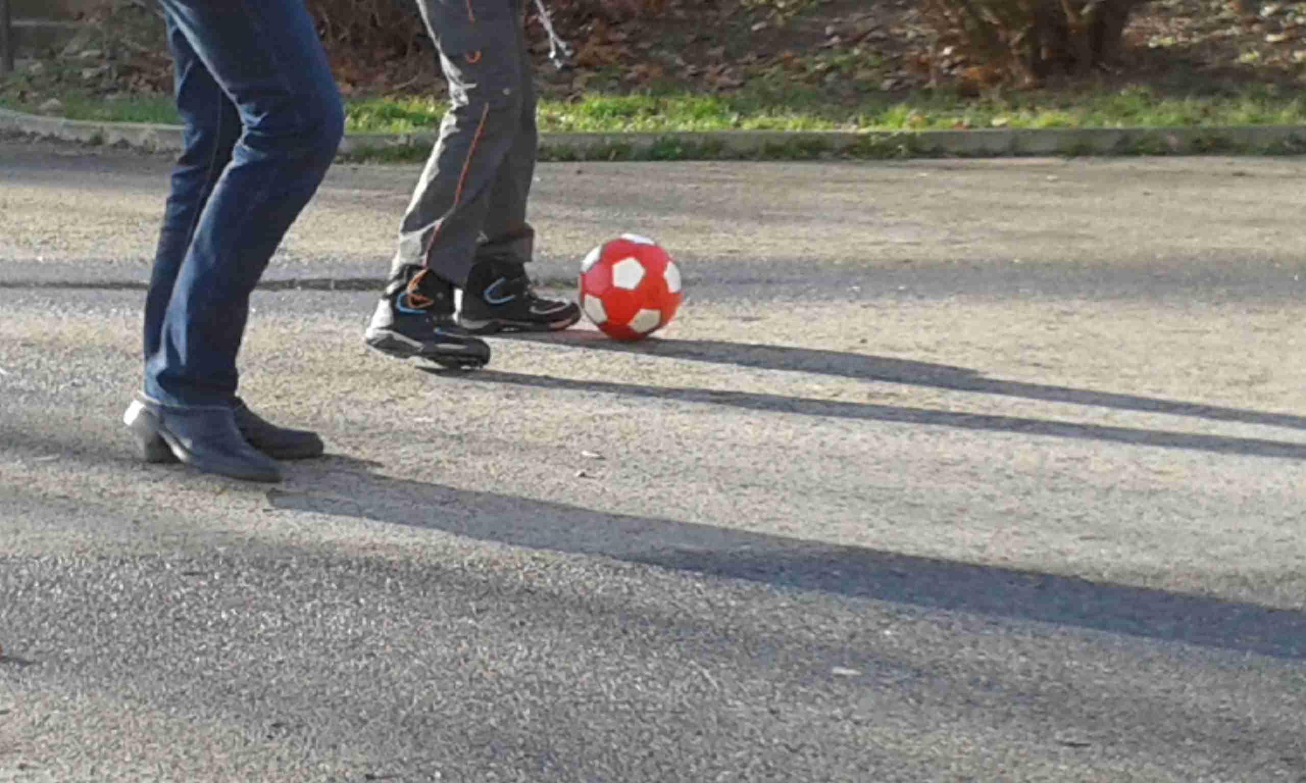 fotbal cili kopana